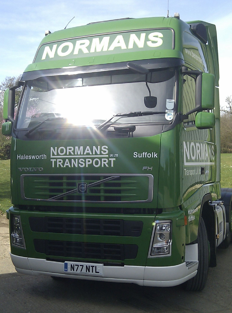 Normans Transport UK picture 1
